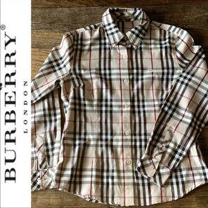 Burberry London Button Down Shirt